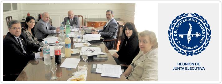 22º Reunión de Junta Ejecutiva