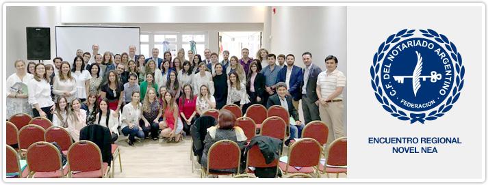 Encuentro Regional Novel NEA 2018
