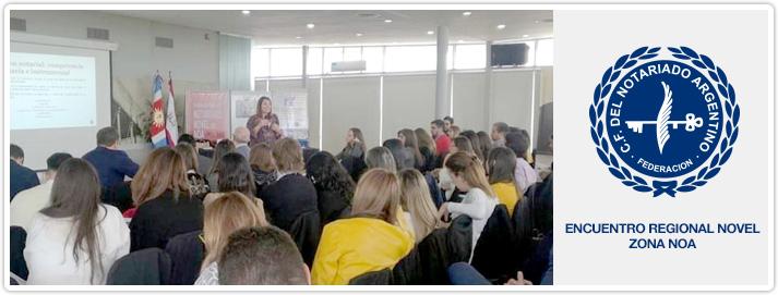 Encuentro Regional Novel Zona NOA