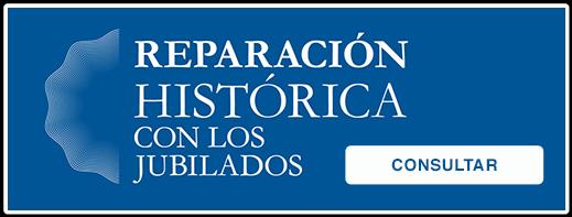 Programa de Reparación Histórica para Jubilados y Pensionados