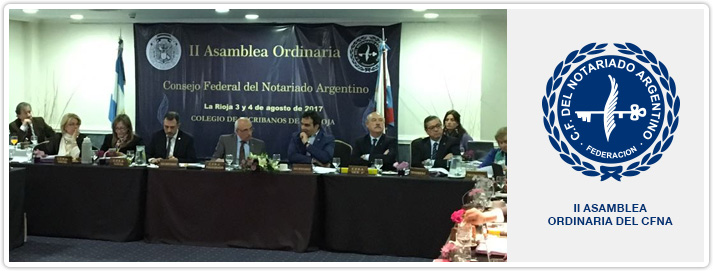 I Asamblea Ordinaria CFNA y Reunión de Junta Ejecutiva