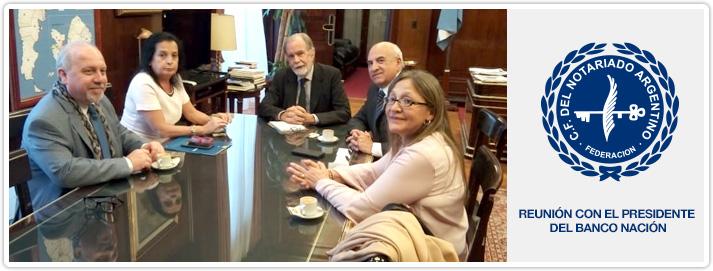 Reunión con funcionarios del Ministerio del Interior