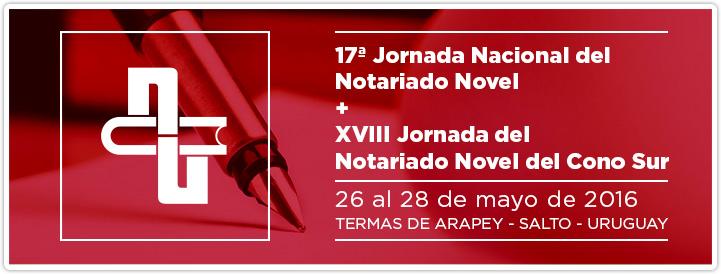 XVIII Jornada de Notariado Novel del Cono Sur