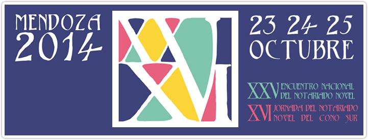 XXV Encuentro Nacional Notariado Novel
