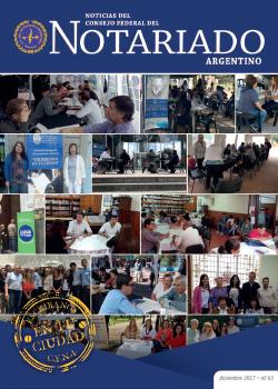 Noticias del Notariado - N°63